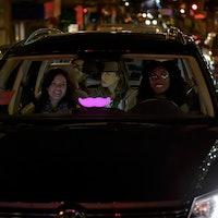 Lyft and Waze Partner to Fight Traffic Jams