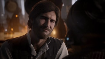 Han Solo ... is that you?