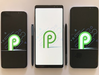 android p smartphones