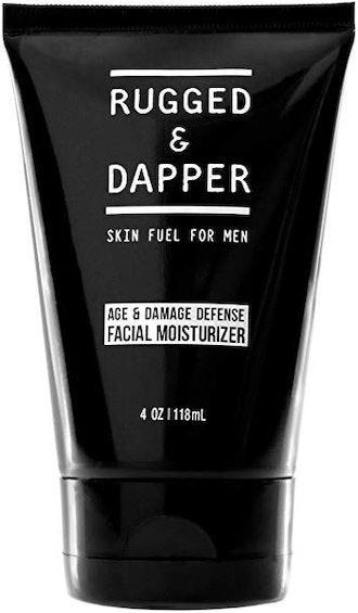 Rugged & Dapper Age Defense Face Moisturizer for Men