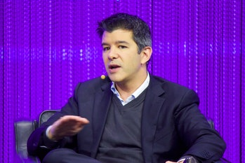 Travis Kalanick of Uber at LeWeb Paris 2013