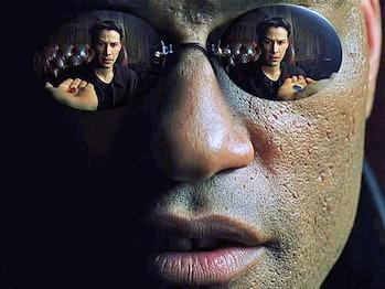 morpheus the matrix
