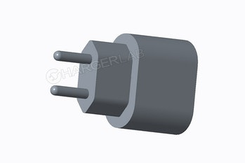 chargelab Apple fast charger design