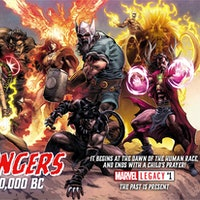 Marvel's Avengers From 1,000,000 B.C. Couldn't Be Human