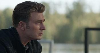 Avengers Endgame Steve Rogers