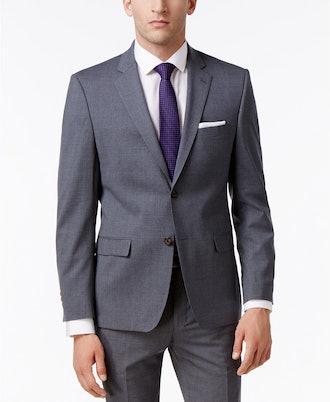 Lauren Ralph Lauren Solid Total Stretch Slim-Fit Jacket