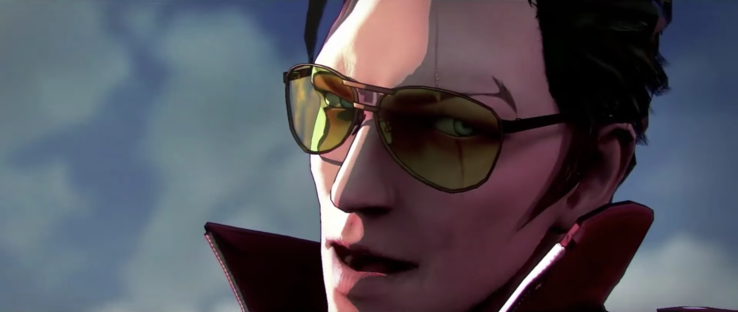 No More Heroes 3 Travis Touchdown Nintendo Switch