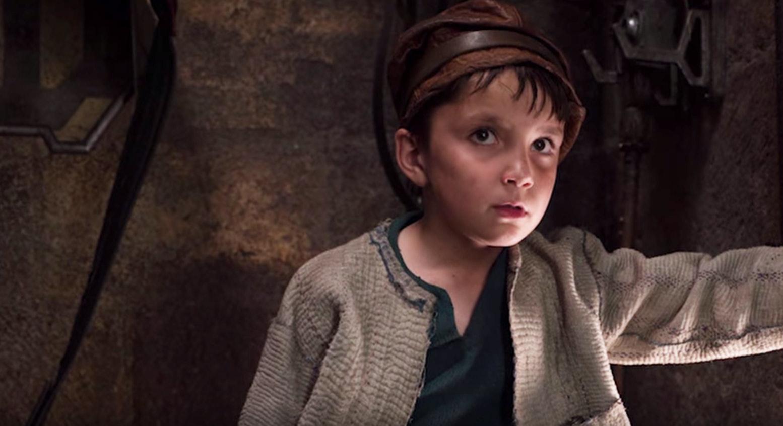 Broom Kid from 'Last Jedi'