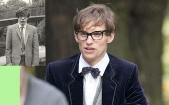 Stephen Hawking / Eddie Redmayne