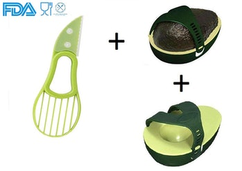 3-in-one Avocado Slicer, Cutter, and Pitter