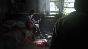 The Last of Us 2 ellie guitar