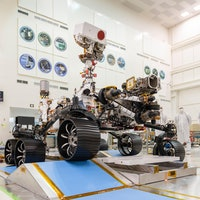 NASA's Mars 2020 Rover is ready to take on the Red Planet
