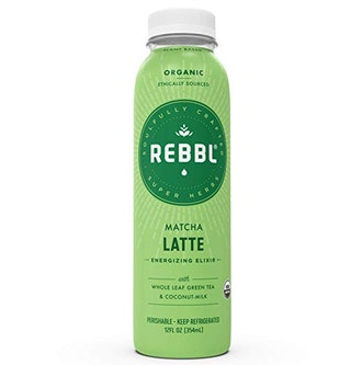 REBBL Matcha Latte, 12 oz