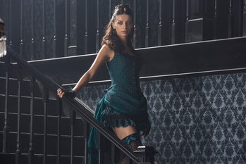 Angela Sarafyan as Clementine in 'Westworld'