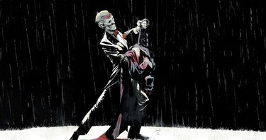 """Joker from Scott Snyder, Greg Capullo Batman The New 52, """"Death of the Family"""""""