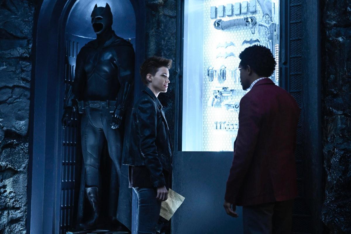 Batwoman CW Camrus Johnson