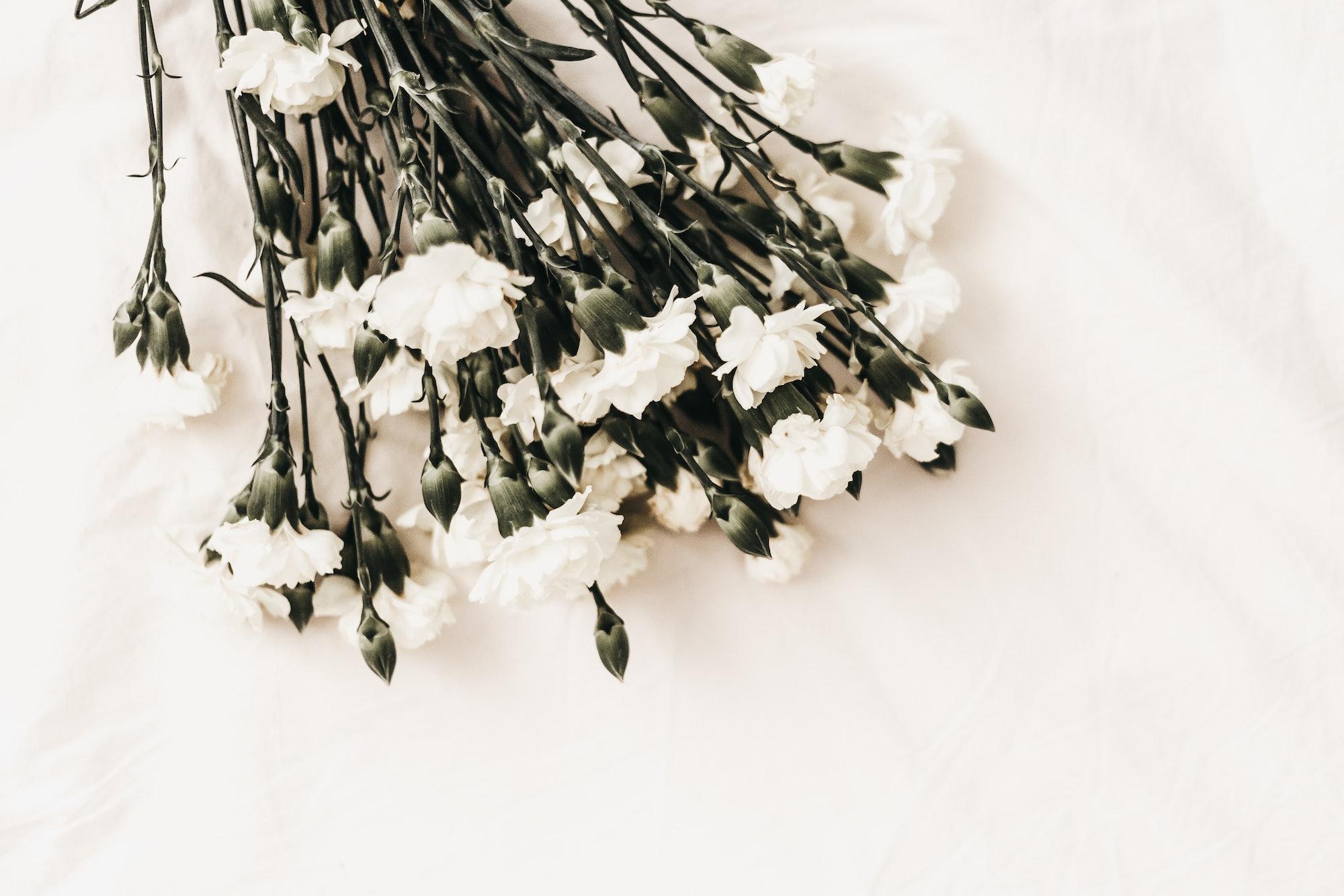 funeral, flowers