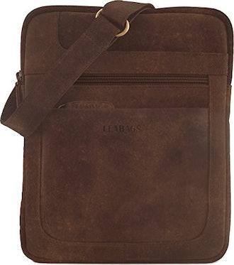 LEABAGS Detroit shoulder bag crossbody bag