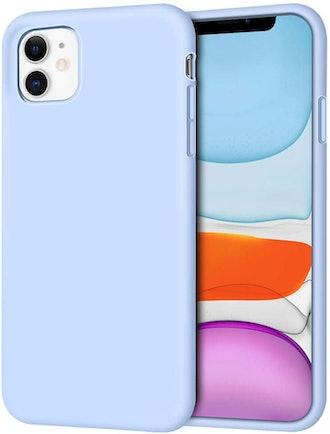 Anuk iPhone 11 Silicone Full Body Case