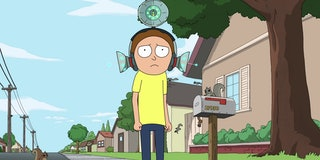 "Is ""Morty's Mind Blowers"" in a different 'Rick and Morty' dimension?"