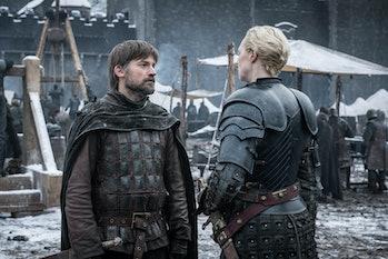 Game of Thrones Season 8 Jaime Brienne
