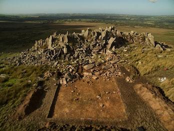 Stonehenge quarry