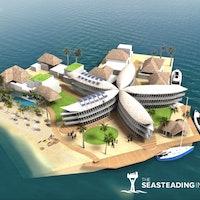 Rising Sea Levels Could Unlock the Seastead Era