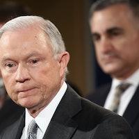 Watch Jeff Sessions's Senate Testimony