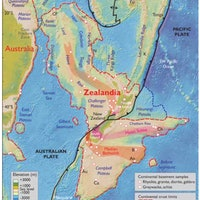 Zealandia:Scientists Leave Australia to Find 'Lost Continent'