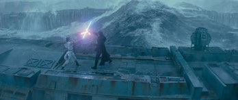 Star Wars Rise of Skywalker Reylo