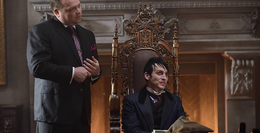 Penguin in Fox' 'Gotham' Television Show