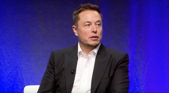 """""""I thought it was worth doing,"""" Musk said of his short tenure as an informal advisor to President Do..."""
