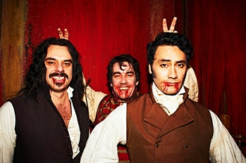 Just when you thought you were sick of vampires, 'What We Do in the Shadows' came along to fix the g...