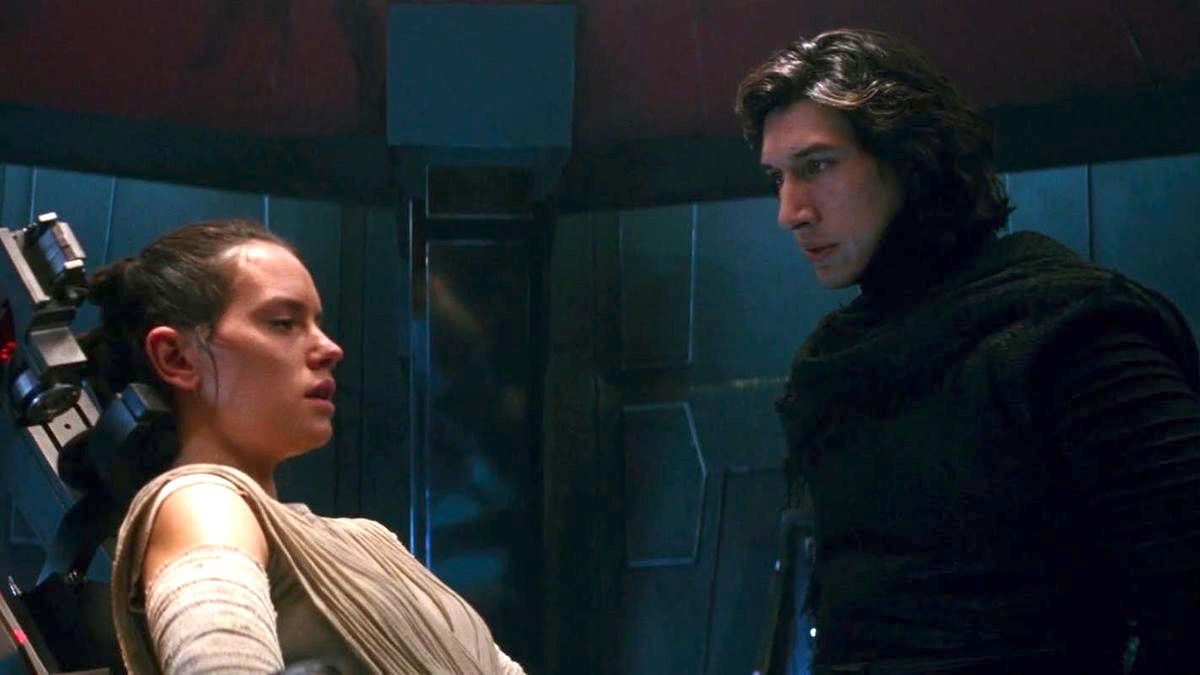reylo star wars episode 9 leaks rey kylo