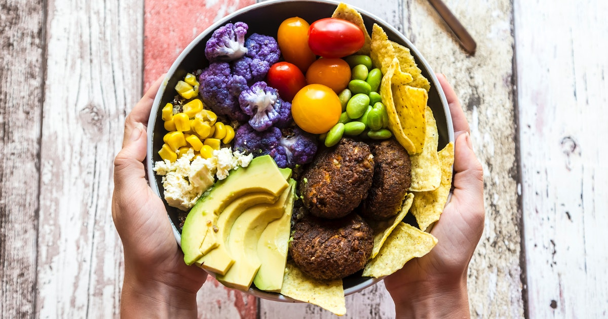 One of the biggest benefits of the vegetarian diet may not be that big