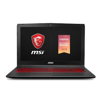 "MSI GV62 8RD-276 15.6"" Performance Gaming Laptop"
