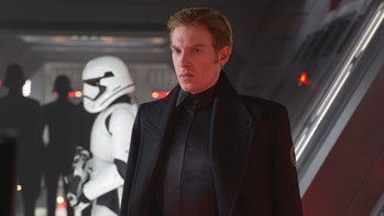 General Hux Star Wars The Rise of Skywalker