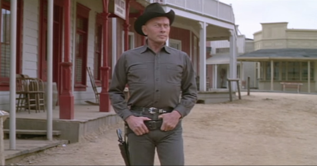 Yul Brynner Cameo Connects HBO's 'Westworld' to the 1973 Movie