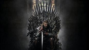 sean bean ned stark game of thrones iron throne