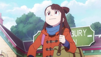 Akko is enthusiastic and headstrong, which sometimes alienates her from her classmates.