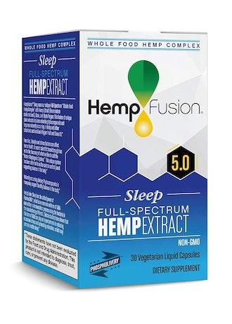 Hemp Fusion Sleep Capsules