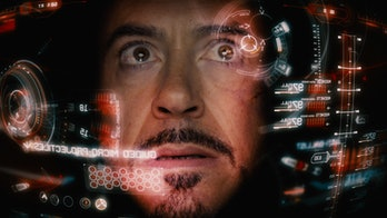 Iron Man's heads-up display