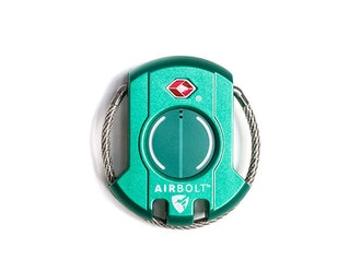 AirBolt Smart Travel Lock (Amazon Green)