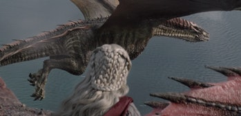 Game of Thrones Rhaegal death