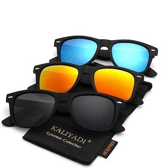 Kaliyadi Unisex Polarized Sunglasses