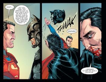 DC Comics Injustice Year Five Batman Superman