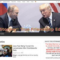 """Russia Wants Nothing to Do With """"The Daily Stormer"""" Either"""
