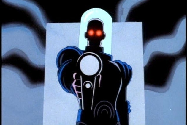 Mr. Freeze became a horrifying new version of himself in 'The Animated Series.'