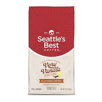 Seattle's Best Coffee Very Vanilla Flavored, Medium Roast