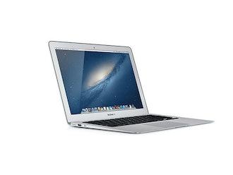 """Apple MacBook Air 11.6"""" 128GB WiFi Silver (Certified Refurbished)"""